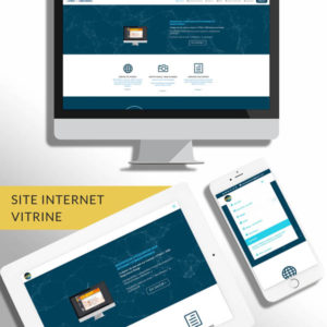 creation site internet vitrine