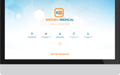 site internet medibo-medical.ma