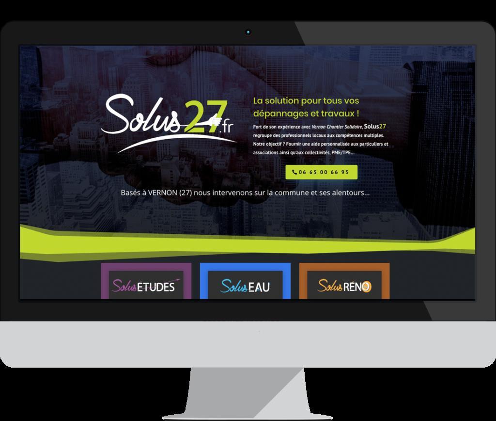 site internet solus27